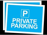 Secure parking space near Uni and Hospitals on daily basis £7/day av. now!!!