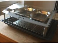 BARGAIN £45 or near offer. NEFF System Steamer Cooking N8642XOEU Brand new. (New costs £320.)
