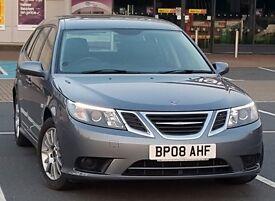 *New Shape* Saab 9-3 (93) 1.9 TiD SportWagon 150 BHP, FSH 1 Owner like Vauxhall Insignia Ford Mondeo