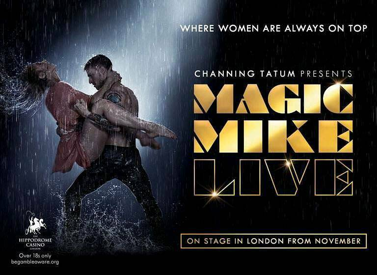 2x PREMIUM PRIVATE TABLE MAGIC MIKE LIVE TICKETS FRIDAY 14TH DECEMBER  LONDON HIPPODROME | in Fareham, Hampshire | Gumtree