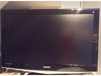 "Samsung 42"" LCD tv"