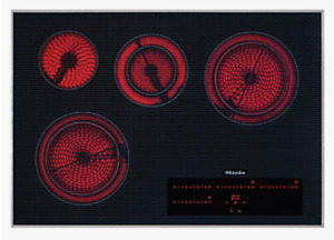 """Miele Electric 30"""" Cooktop – Near New!"""