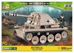 Cobi bouwset Historical collection Sd.kfz. 138 381 delig