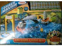 Thomas & Friends Treasure Chase Motorised Train Set