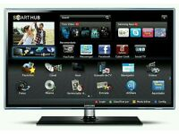 """Samsung 37"""" LED SMART WI-Fi TV BUILT IN HD FREEVIEW FULL HD 1080P"""