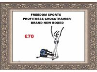 Pro Fitness Cross Trainer brand new boxed REDUCED REDUCED !!!!!