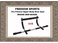 Pro Fitness Upper Body Door Gym Brand New Boxed REDUCED