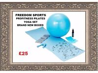 Pro Fitness Yoga and Pilates Set Brand New Box