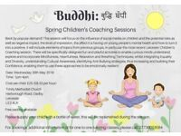 SPRING CHILDREN'S COACHING SESSIONS