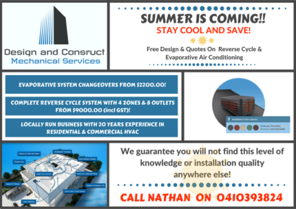 D and C Mechanical Services