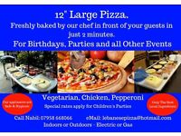 Lebanese Pizza for special events