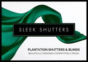 PLANTATION SHUTTERS & BLINDS BY SLEEK SHUTTERS Cranebrook Penrith Area Preview