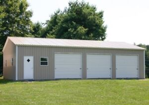 Steel Buildings, Straight Wall Buildings, Workshops