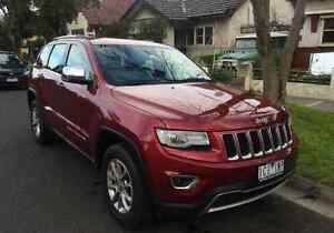 2013 Jeep Grand Cherokee Wagon **12 MONTH WARRANTY** Derrimut Brimbank Area Preview
