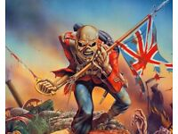 Iron Maiden Lead Vocalist Wanted