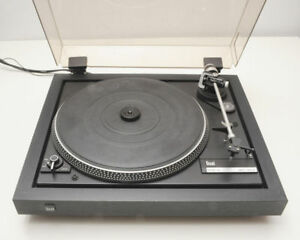 Dual 505-2 Turntable Record Player
