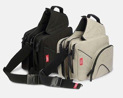 mixbag transformer bag for men shoulder bag black beige bag for gadgets