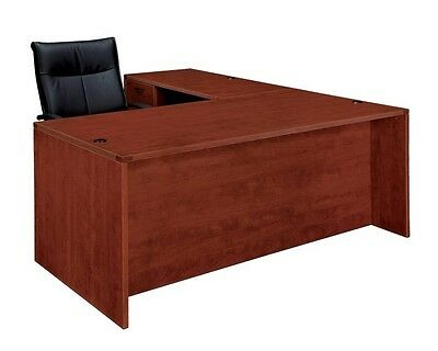 New Amber 71 L-shape Executive Office Desk