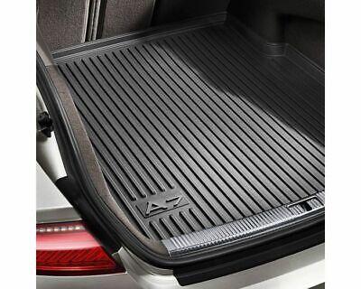 Z330086 SET Kofferraumwanne Gummifußmatten für Audi A7 Sportback C7 4G Schräghec