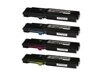 Compatible Xerox Printer Toner Cartridges 4 Colour Pack