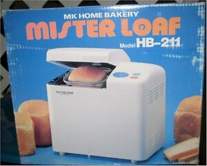 *****MK Home Baker-MISTER LOAF–model HB-211*****