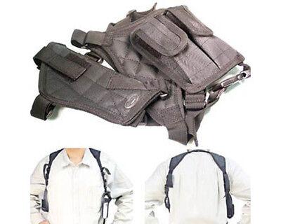 deluxe tactical universal horizontal shoulder
