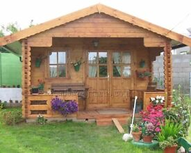 This Log cabin 68 mm Manchester