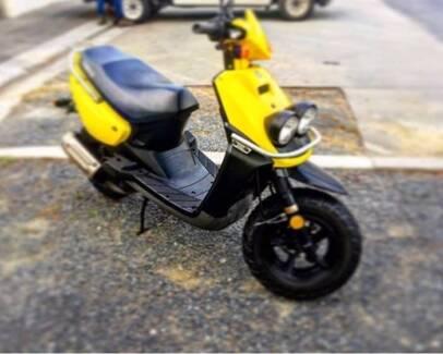 Yamaha Bee Wee 100