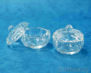 2-X-Glass-Dappen-Dish-Set-01-For-Acrylic-Nails