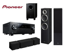 NEW Pioneer 4k AV Receiver with 5.1ch home theatre RRP$1500 Sydney City Inner Sydney Preview