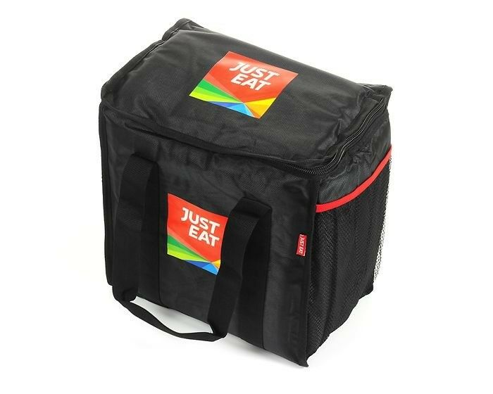 Brand New Just Eat Large Delivery Bags X 2 10 Each