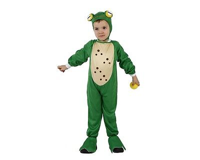 COSTUME Frog BABY Carnival frog Tin Toad Tadpole frog - Toad Kostüm Baby