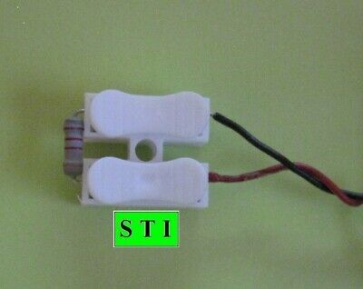 Gm Passlock Ii Bypass Resistor Kit 2200 Ohm With Connector