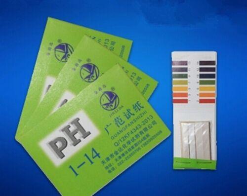 160-Strips-Full-Range-pH-Test-Paper-Alkaline-Acid-1-14-Water-Litmus-Testing-Kit