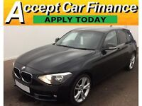 BMW 116 2.0TD 2012MY d Sport FROM £51 PER WEEK.