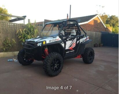 Off road buggy Polaris 900 Fulham Gardens Charles Sturt Area Preview
