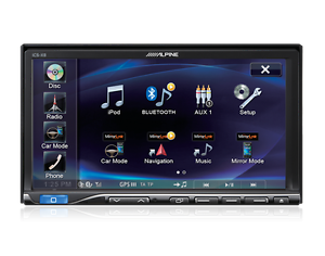 "Alpine 8"" all in one car navigation & entertainment system Thomastown Whittlesea Area Preview"