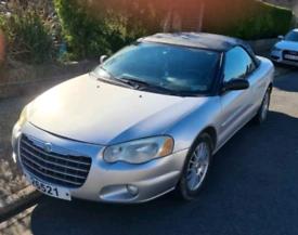 image for LEFT HAND DRIVE Chrysler Sebring 2.7 V6 LX Auto [LHD] - USA IMPORT