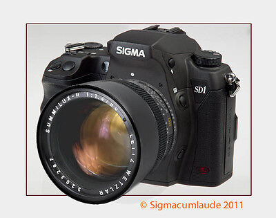 SIGMA SD1 & SD1 M  Mount Replacement kit