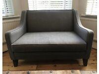 Small Multiyork Grey Sofa