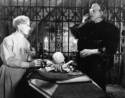 nstein Aufdruck 35.6x27.9cm (Braut Von Frankenstein)