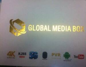 GLOBAL MEDIA TV BOXES IN BURLINGTON