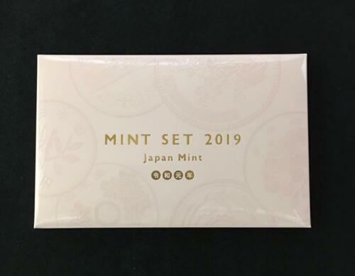 Japan Coin - Reiwa Mint Coin Set 2019 - 1yen ~ 500yen 6 Coin Include - New Coin