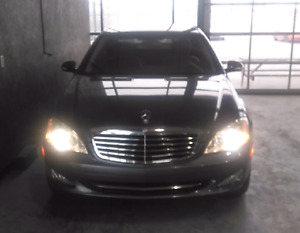Mercedes S550 4 matic 86 000km clean carproof