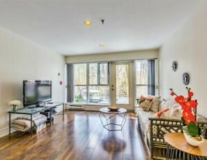 1BR Condo at Finch/Bayview for Rent $1,900 w/ Balcony & Parking