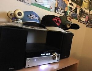 Sony Bluetooth Stereo System St. John's Newfoundland image 1