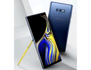 Samsung Note 9 128GB Practically New with Receipt
