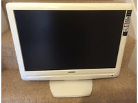 "Toshiba LCD TV 16"" (Freeview with wall bracket)"