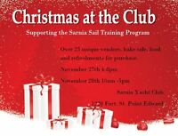 Christmas at the Yacht Club - craft and vendor sale
