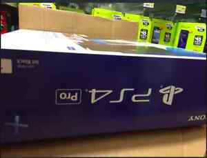 PS4 Pro 1 TB Brand New in Box 500! save the tax Windsor Region Ontario image 1